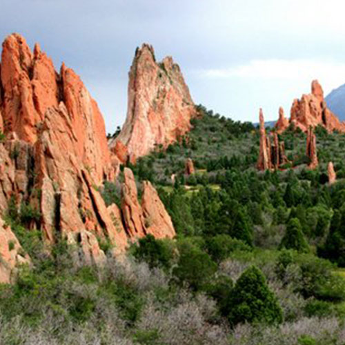 Garden of the Gods Visitor and Nature Center – Renovation Project